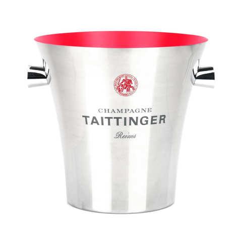 Champagne Taittinger - Le seau à Champagne Taittinger