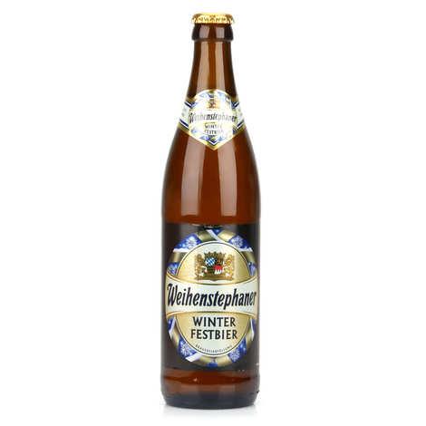 Weihenstephaner - Weihenstephan Winterfestbier - bière blonde allemande - 5.8%