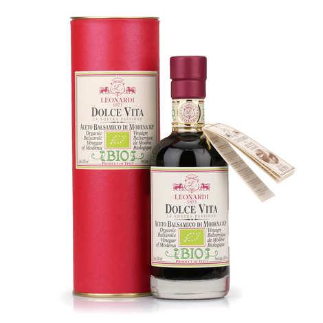Vinaigrerie Leonardi - Organic Balsamic Vinegar from Modene