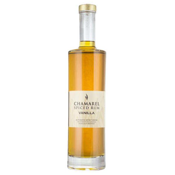 Rum Chamarel Vanilla - Box 2 vanilla pods - 40%