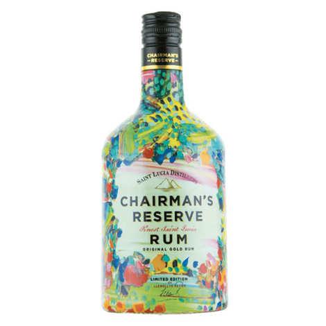 Santa Lucia Distillers - Rhum Chairman's Reserve Edition limitée -  40%