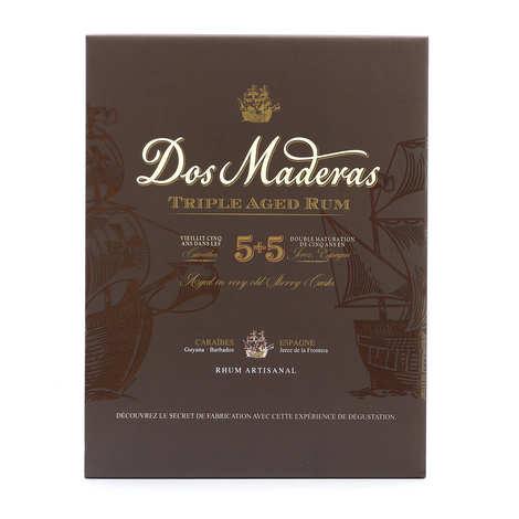 Dos Maderas - Rum Dos Maderas - Discovery Gift Set - 40%