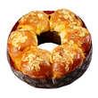 Pain de Belledonne - Brioche des Rois aux fruits confits bio