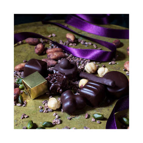 Hadrien chocolatier - Assortment of Chocolate by Hadrien chocolatier