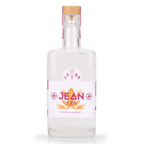 "LYBR - Jean 2.20 LYBR©  - French ""Gin of Wine"" 42.2%"