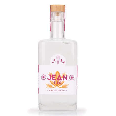 "LYBR - Jean 2.20 LYBR© - ""Gin de vin"" français 42.2%"