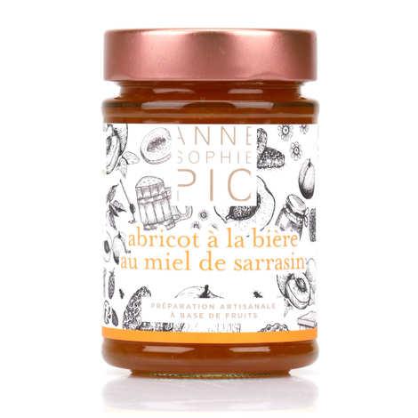 Anne-Sophie PIC - Confiture d'abricot à la bière au miel de sarrasin