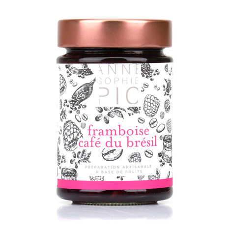 Anne-Sophie PIC - Raspberry and coffee from Bresil Jam