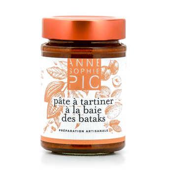 Anne-Sophie PIC - Pâte à tartiner amande noisette