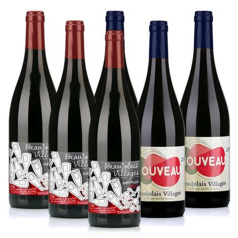 - Organic New Beaujolais Villages Premium Offer