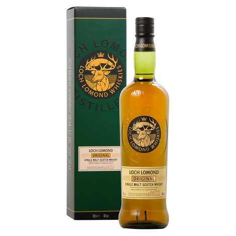Loch Lomond Whiskies - Loch Lomond Original Whisky 40%