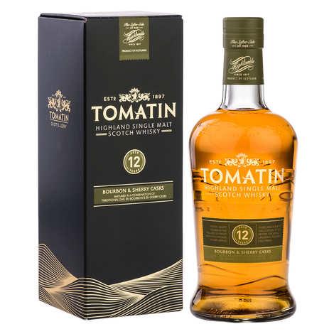 Distillerie Tomatin - 12 years old Tomatin Whisky 43%