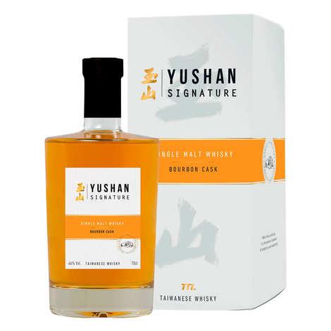 Nantou Distillery - Taiwanese Whisky Yushan Signature Bourbon Cask 46%