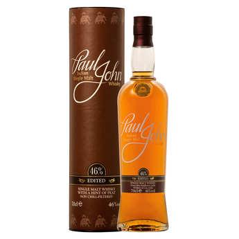 Paul John Distillery - Whisky indien Paul John Edited 46%