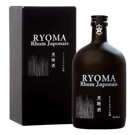 Distillerie Kikusui - Rhum japonais Ryoma 7 ans 40%