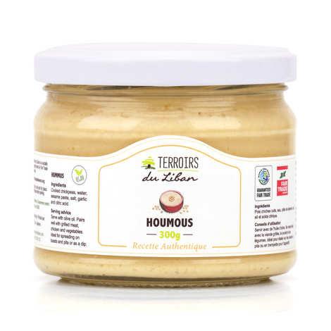 Terroirs du Liban - Hummus from Liban