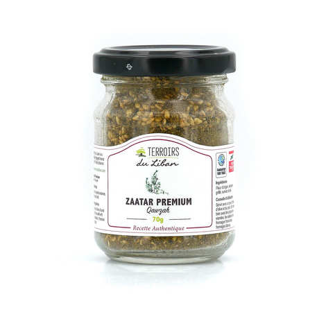 Terroirs du Liban - Zaatar from Liban