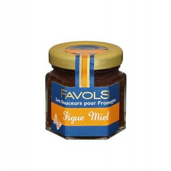 Favols - Douceur pour fromages à la figue et au miel
