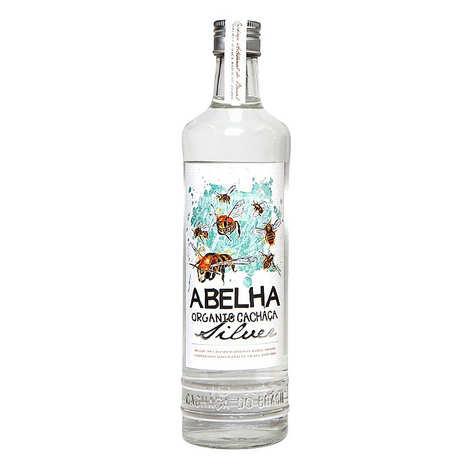 Abelha - Cachaça bio du Brésil Abelha Silver Organic 39%