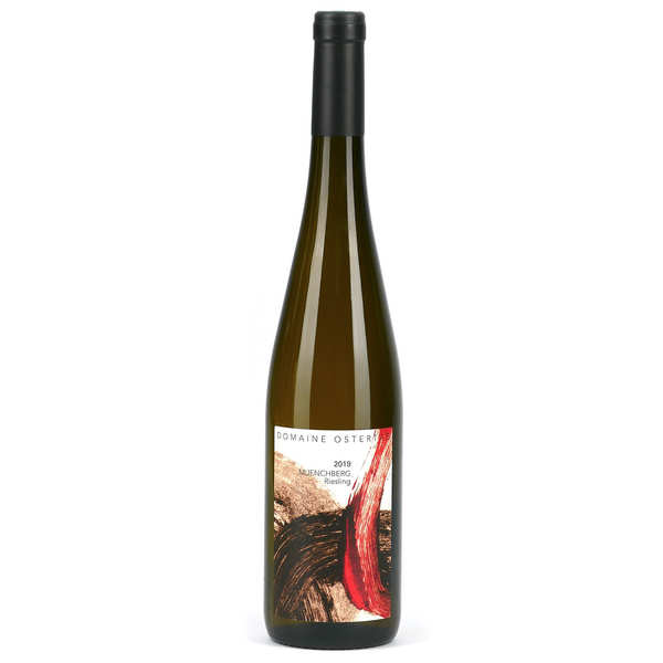 Organic Muenchberg Riesling Grand Cru Alsace Wine
