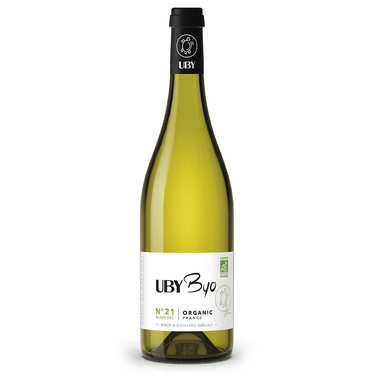 UBY Byo n°21 blanc