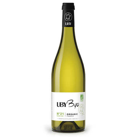 Domaine UBY - Organic UBY Byo n°21 white