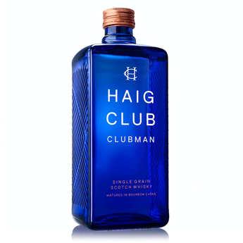 Haig Club - Haig Club Clubman Single Grain Scotch Whisky 40%