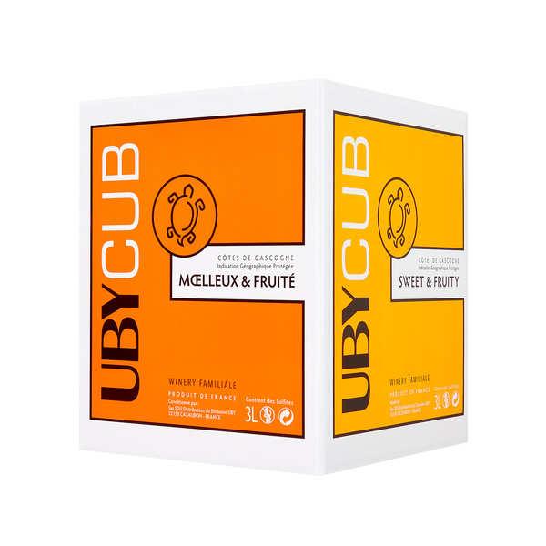 UBY CUB Blanc Doux 3L