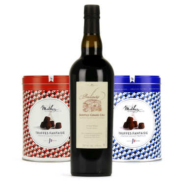 Fantaisie Truffles and Banyuls Discovery Offer
