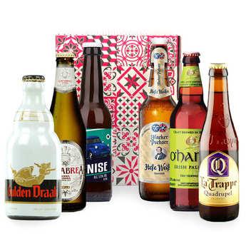 Box bière du mois de décembre