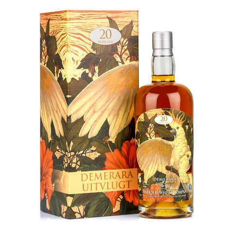 Demerara - Demerara 20 yo 1998 Uitvlugt 48.8% Guyana Rum