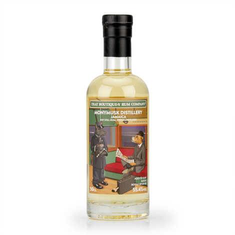Monymusk Distillery - Rhum Monymusk 13 ans Batch #1 Jamaïque 55.4%