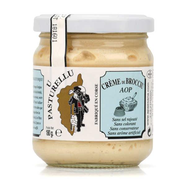 Brocciu Cream