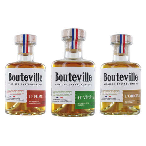 Compagnie de Bouteville - Bouteville Gourmet Vinegars discovery offer