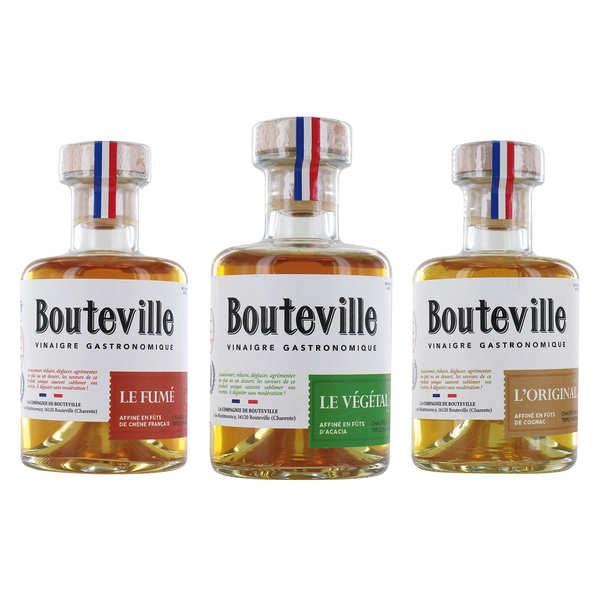 La Triplette de Bouteville - vinaigres gastronomiques