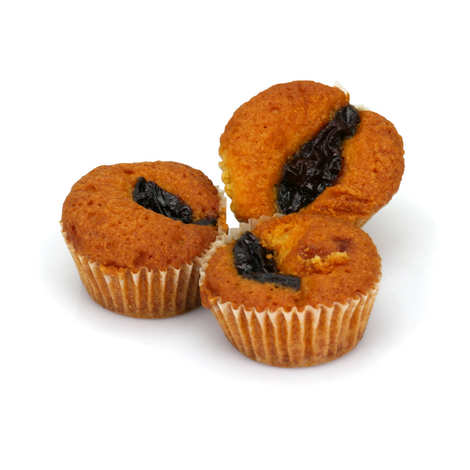 Mireille Faucher - Petit-Four Cakes with Prune