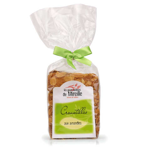 Mireille Faucher - Crunchy Almonds Cake