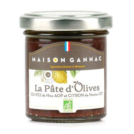 La Maison du Citron - Olive Paste from Nice with Lemon from Menton