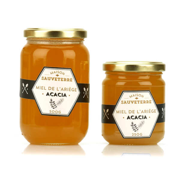 Acacia Honey From Ariège (France)