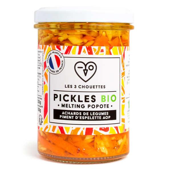 Organic Spiced Vegetables Achars