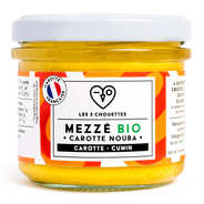 Organic Carrot Sesame Lemon Cumin to Spread