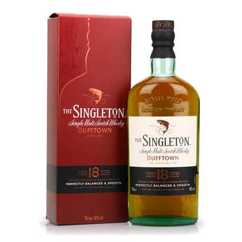 The Singelton - The Singleton of Dufftown 18 years old 40%
