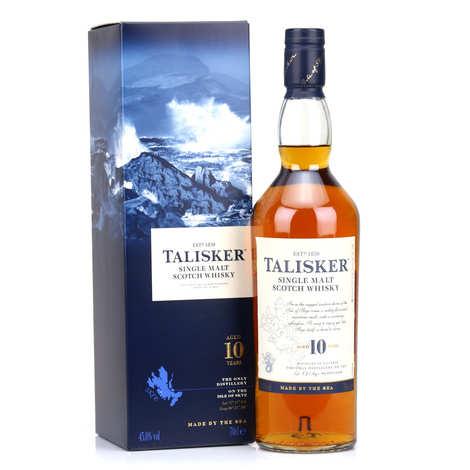 Talisker distillery - Whisky Talisker 10 ans  45,8%