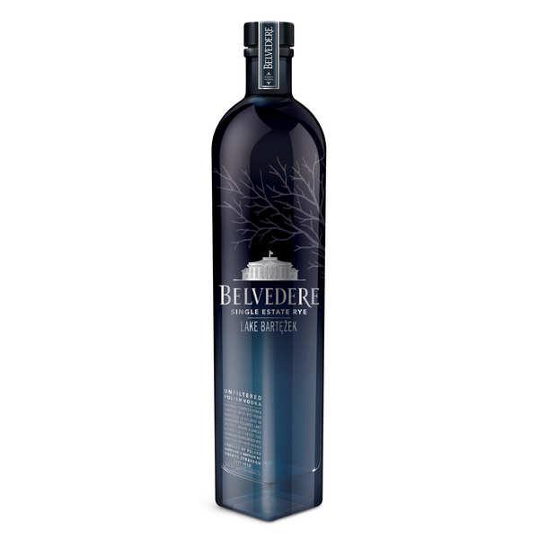 Belvedere Lake Bartezek - Vodka polonaise premium 40%