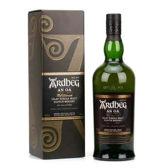 Distillerie Ardbeg - Ardbeg An Oa - single malt 46.6%