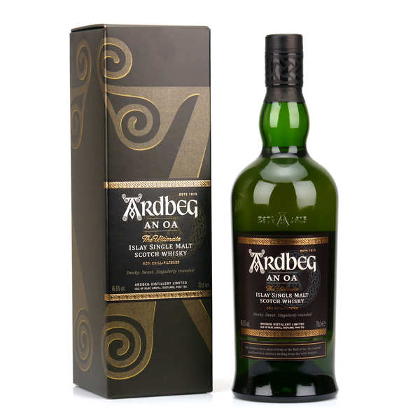 Ardbeg An Oa - single malt 46.6%