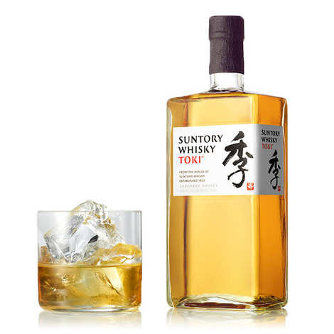 Suntory - Toki Japanese Whisky 43%