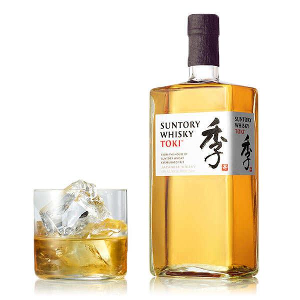 Whisky japonais Toki 43%