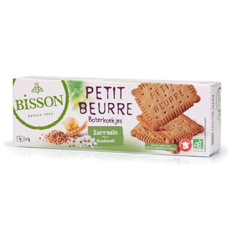 Bisson - Petit beurre au sarrasin bio