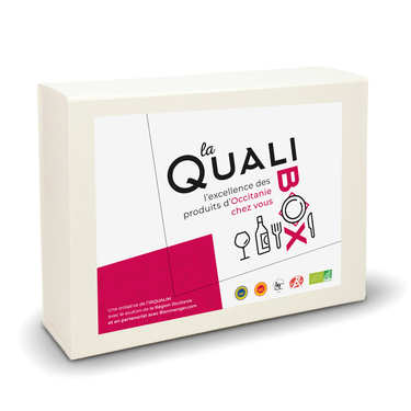 Qualibox d'Occitanie – Abonnement 1 ou 3 mois